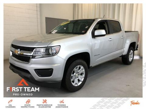 2020 Chevrolet Colorado 2WD Crew Cab 128 LT