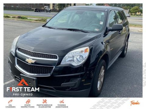 Pre-Owned 2015 Chevrolet Equinox FWD 4dr LS FWD SUVs