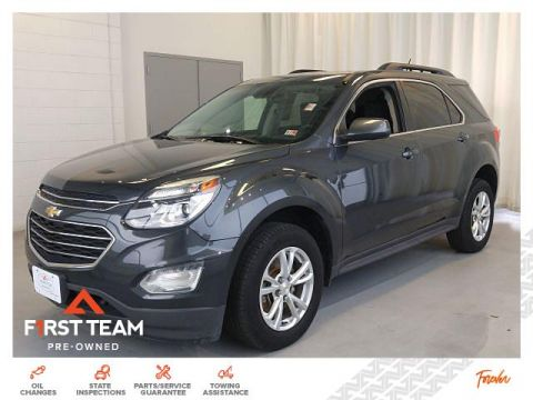 Pre-Owned 2017 Chevrolet Equinox FWD 4dr LT w/1LT FWD SUVs