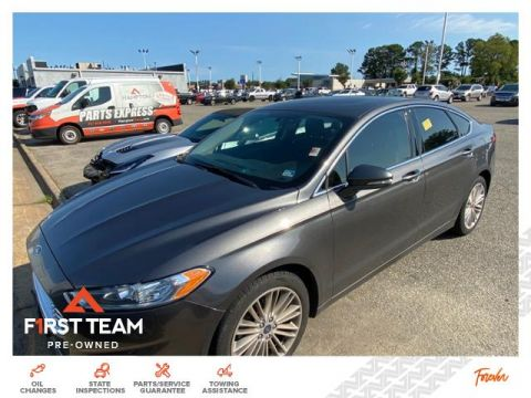 Pre-Owned 2016 Ford Fusion 4dr Sdn SE FWD FWD Cars