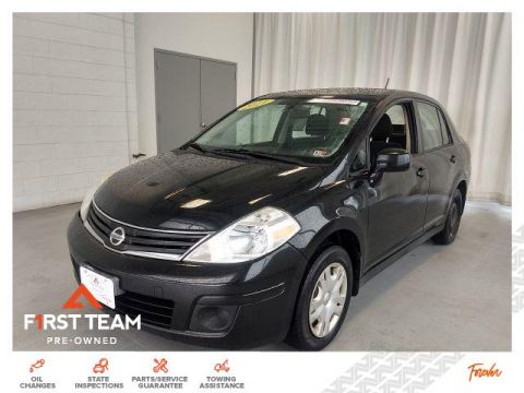 Pre-Owned 2011 Nissan Versa 4dr Sdn I4 Auto 1.8 S FWD Cars