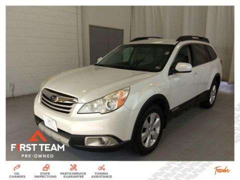 Pre-Owned 2010 Subaru Outback 4dr Wgn H4 Auto 2.5i Ltd AWD Wagon