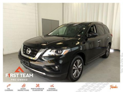 Pre-Owned 2019 Nissan Pathfinder FWD SL FWD SUVs